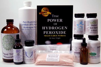 Click On Any Picture Above For Our Huge Selection Of 35 Food Grade Hydrogen Peroxide More