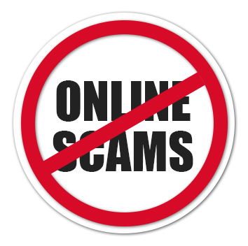 What scams online dating phone number