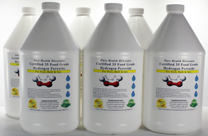 35% Food Grade Hydrogen Peroxide Discount Ordering Page